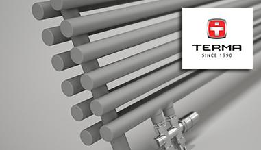 Grzejnik dekoracyjny TUNE | TERMA